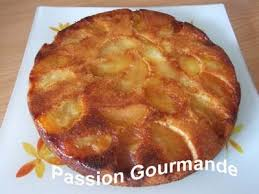 recette gateau aux pommes facile sur la cuisine de lili