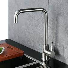 robinet cuisine inox robinet cuisine inox homelody robinetterie cuisine grand mitigeur en