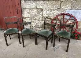 esszimmerstühle antik alt vintage industrial jugendstil deco