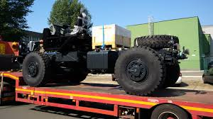 100 Truck Chassis Tatra Truck Chassis From The Czech Republic To The UAE LIVO LOGISTICS
