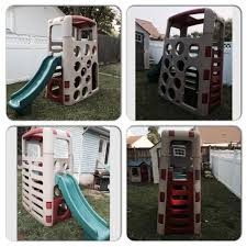 Step2 Playhouses Slides U0026 Climbers by Find More Step2 Big Climber Slide For Sale At Up To 90 Off