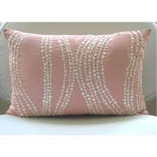 Decorative Lumbar Throw Pillows by Decorative Pillows Oblong Lumbar Throw Pillow Cover Accent