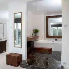 Simple Open Plan Bathroom Ideas Photo by En Suite Bathroom Ideas Ideal Home