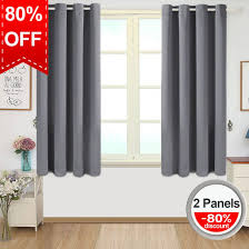 Peri Homeworks Collection Blackout Curtains by Shop Amazon Com Curtains