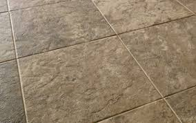 tile flooring with grout