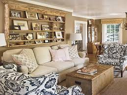 Living Room Beach Cottage Style Rooms Round Glass Tabl Nice White Sofa Dark Grey Ceramic Flooring