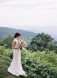 Mountain Ethereal Rustic White Black Netural Wedding Ideas
