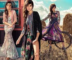 Being A Bohemian Goddess How To Wear The Boho Chic Fashion