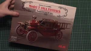 ICM 1/24 Model T Firetruck (24004) Review - YouTube 1914 Ford Model T Fire Truck Vintage Motors Of Sarasota Inc F1451 Chicago 2015 Driving A Firetruck In Service When Woodrow Wilson Was President Wsj With Crew Icm Holding Plastic Model Kits Military 124 W2 Kit Hobbymodelscom Engine Pin Szerzje Jozsef Cspe Kzztve Itt Vetern Autk Pinterest Mhattan New York Usa 1st Apr Fdny Chief 1924 1910 Hyman Ltd Classic Cars 1926 This Is F Flickr Modelimex Online Shop