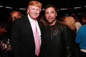 Oscar Dela Hoya Cross Dresser by Canelo Khan Fight Inspired By Trump Says De La Hoya The Sweet