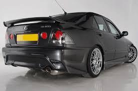 car model Lexus is200