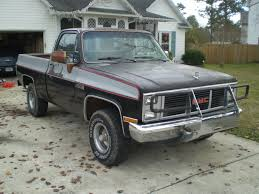 1985 GMC Sierra (Classic) 1500 Regular Cab - View All 1985 GMC ... 1985 Gmc K15 Shortbed Cummins Cversion Diesel Power Magazine Car Shipping Rates Services S15 Used Brigadier For Sale 1772 Review1985 Sierra K20 K1500 Classicbody Off Restorationnew Brochure 2500 Information And Photos Momentcar T15 Pickup 4wd Insurance Estimate Greatflorida 5gmcerraclassicrustfreewitha1987chevy305homildcam C1500 Pickup Truck Item 7320 Sold July Snow Removal Truck For Sale Seely Lake Mt John Classic 1500 I8488 Sol Sale1985 W383 Stroker 6000 Cars Trucks