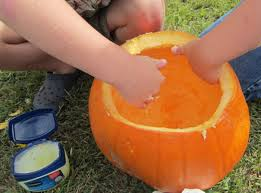 Preserving A Carved Pumpkin by Hacks For Easy Diy Pumpkin Carving This Halloween