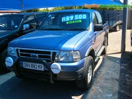 2004 ford ranger xlt 2 5 td cab 4x4 used car for sale in