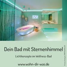 ausgefallene lichtkonzepte im badezimmer lichtkonzept led