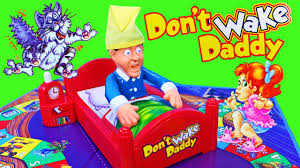 Dont Wake Daddy Kids Family Board Game Toy Review