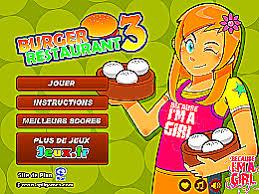 jeux de cuisine burger restaurant burger restaurant 3 un des jeux en ligne gratuit sur jeux jeu fr