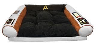 Star Trek Captains Chair by Star Trek Captain U0027s Chair Dog Bed Moar Stuff Www Moarstuff Com