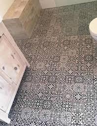 Vintage Tiles Sydney Pattern Artisan