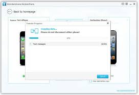 How to Transfer Text Messages from iPhone to iPhone
