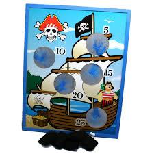 Pirate Ship Bean Bag Toss Game