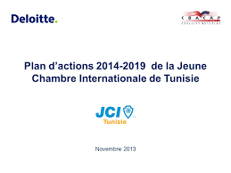 chambre internationale plan d actions de la chambre internationale de tunisie ppt
