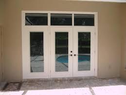 French Patio Doors With Built In Blinds by Doorpro Entryways Inc Patio Doors