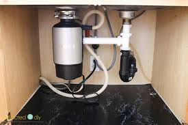 Garbage Disposal Backing Up Into 2nd Sink by How To Replace A Garbage Disposal Addicted 2 Diy