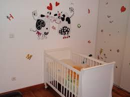 stikers chambre bebe stickers chambre bebe fille cool simple deco chambre bebe fille