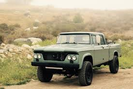 ICON 4X4 Dodge D200 Power Wagon Crew Cab Reformer | OFF-ROAD ... Hemmings Find Of The Day 1964 Dodge A100 Panel Van Daily Dw Truck For Sale Near Cadillac Michigan 49601 D100 Sweptline Pickup S108 Dallas 2015 Street Dreams Dodge 500 2 Ton Grain Truck Hemishadow Aseries Specs Photos Modification Info At Original Dreamsicle 64do3930c Desert Valley Auto Parts Classics Sale On Autotrader Old Trucks Pinterest Trucks And Mopar Custom Sport Special Youtube
