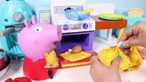 Dora The Explorer Kitchen Playset by Peppa Pig Chef Play Doh Meal Makin Kitchen Playset Playdoh Oven