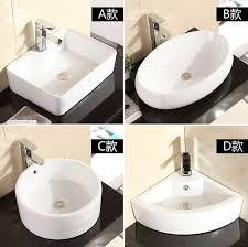 küche aufsatzbecken runde waschbecken kunst waschbecken badezimmer waschbecken