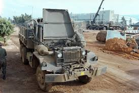 100 Army 5 Ton Truck The In Lebanon 1 The M4 Military In The Middle East