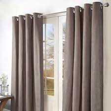 Bendable Curtain Track Dunelm by Murano Natural Lined Pencil Pleat Curtain Dunelm Bedroom
