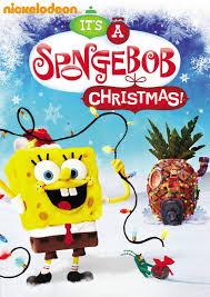 Spongebob Halloween Dvd Episodes by It U0027s A Spongebob Christmas Dvd Encyclopedia Spongebobia