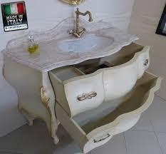 angebot klassischen retro stil badezimmerschrank mit