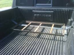 Pickup Bed Tool Boxes by Homemade Truck Bed Toolbox Frame Homemadetools Net