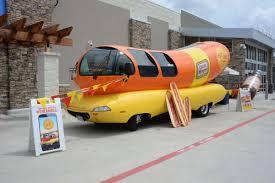 Oscar Mayer Wienermobile Makes Appearance In Houston ...