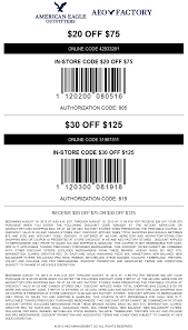 Pinned August 17th: $20 Off $75 And More At American Eagle ... The American Eagle Credit Cards Worth Signing Up For 2019 Everything You Need To Know About Online Coupon Codes Aerie Reddit Ergo Grips Coupon Code Foot Locker Employee Online Plugin Chrome Cssroads Auto Spa Coupons Codes 2018 Chase 125 Dollars How Do I Get Pink In The Mail Harbor Freight Tie Cncpts Elephant Bar September Eagle 25 Off Armani Aftershave Balm August Ragnarok 2 How