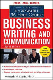 Mcgraw Hill Connect Desk Copy Request by The Mcgraw Hill 36 Hour Course In Business Writing And