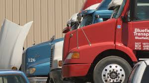 100 Overnight Trucking Part Of Trucking Fleet Immobilized After Overnight Theft In Pulaski