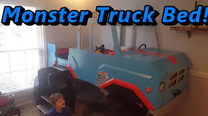 100 Kids Truck Bed Monster YouTube