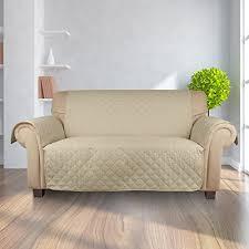 protection canapé auralum pad imperméable tapis à de canapé pour