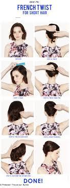 comment cuisiner les chignons de comment faire un chignon banane coiffure chignon femme magazine