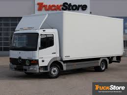 MERCEDES-BENZ Atego 815 4x2 Closed Box Trucks For Sale From Austria ... Used Trucks For Sale Cluding Freightliner Fl70s Intertional Used 2010 Isuzu Npr Hd Box Van Truck For Sale In New Jersey 11463 Box For Ebay Gmc Truck Lovely W4500 Van Home Preowned Sale In Seattle Seatac 2013 24ft 4300 Youtube N Trailer Magazine 2012 Intertional Ga 1735 2014 Isuzu 1999 Mack Rd690s Tandem Axle By Arthur Trovei