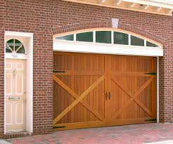 Medallion Series Quality Crafted Wood Garage Doors