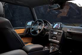 Mercedes Benz G Class AMG Review 2012