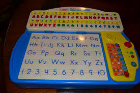 vtech smart alphabet picture desk vtech educational talking alphabet writing desk toys