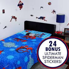 Spiderman Twin Bedding by Nursery Bedding Sets Nursery Bedding Baby