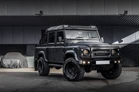 100 Defender Truck 90k Bespoke Land Rover Pickup Is Ready For The Armageddon